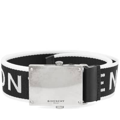 Givenchy 4G Logo Taping Belt