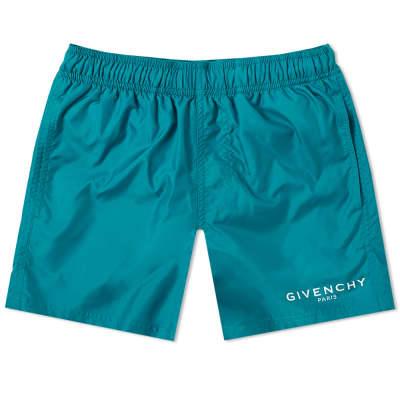 Givenchy Logo Swim Short