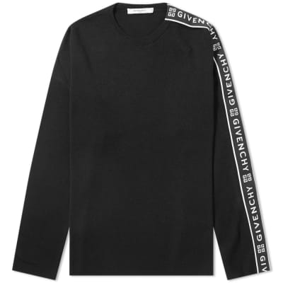 Givenchy Taped Crew Knit