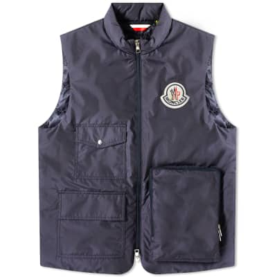 Moncler Genius - 2 Moncler 1952 - Bourges Packable Gilet