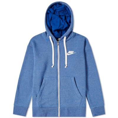 Nike Heritage Full Zip Hoody
