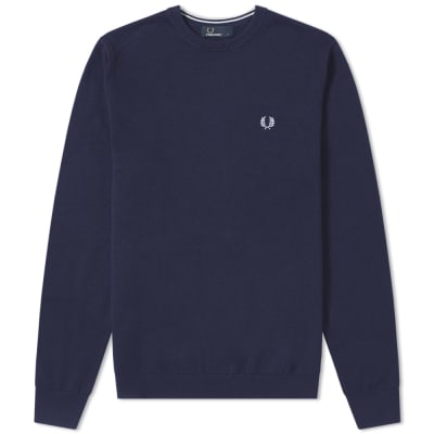 Fred Perry Classic Crew Knit