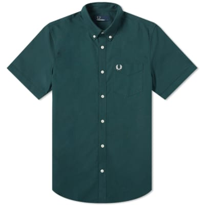 Fred Perry Short Sleeve Classic Oxford Shirt