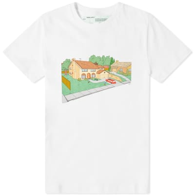 Off-White Architecture Skinny Tee