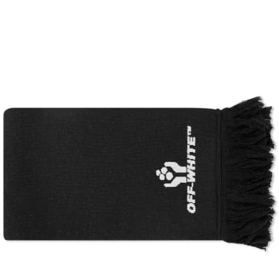 Off-White Hands Logo Scarf