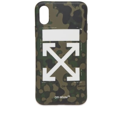 Off-White Arrow iPhone X Cover