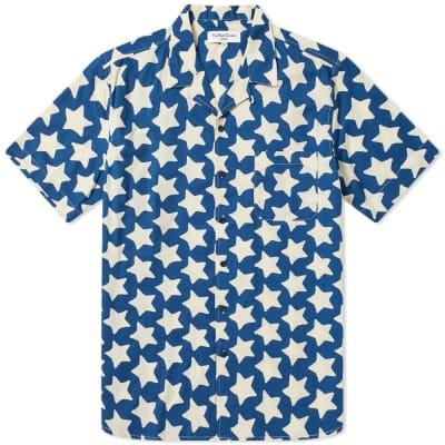YMC Star Print Malick Shirt