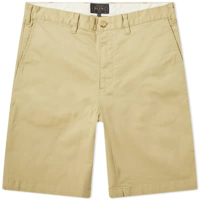 Beams Plus Ivy Chino Short