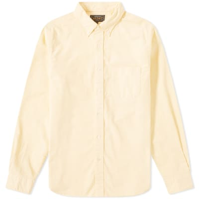 Beams Plus Button Down Oxford Shirt