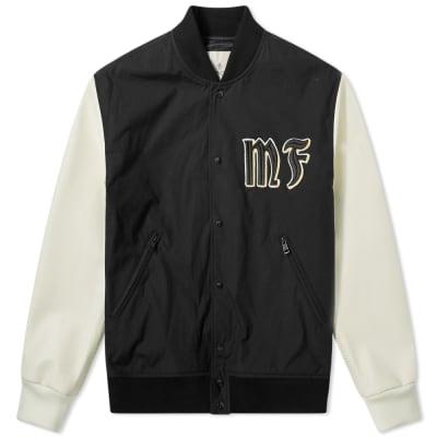 Moncler Genius - 7 Moncler Fragment Hiroshi Fujiwara - Varsity Jacket