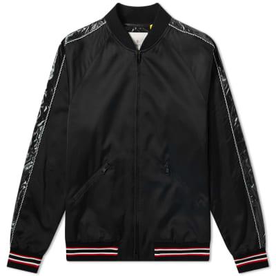 Moncler Genius - 7 Moncler Fragment Hiroshi Fujiwara - Trance Souvenir Jacket