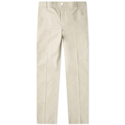 Thom Browne Unconstructed Chino