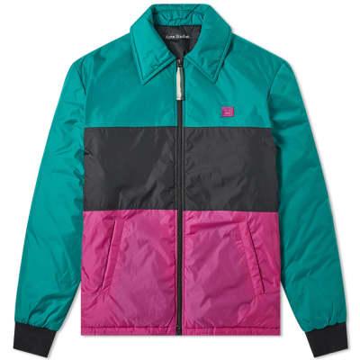 de603aa627a60 Acne Studios Odgar Face Stripe Jacket