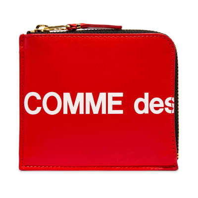 Comme des Garcons SA3100HL Huge Logo Wallet