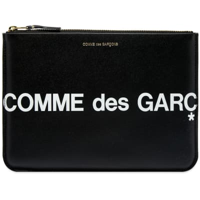 cdfa3920d2 Comme des Garcons SA5100HL Huge Logo Wallet
