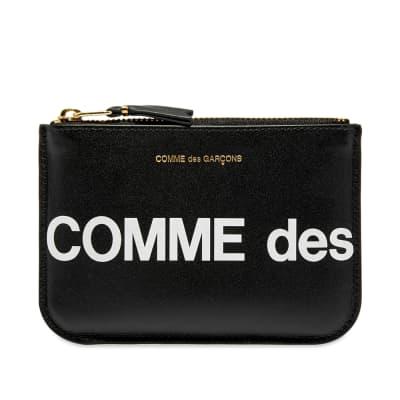 d983dc9a9b Comme des Garcons SA8100HL Huge Logo Wallet