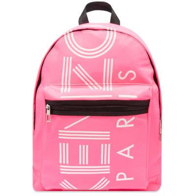 Kenzo Paris Logo Backpack
