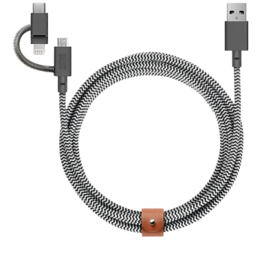 Native Union 3 in 1 Universal Belt Cable