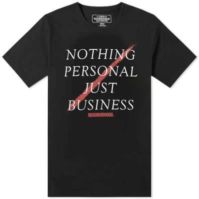 Neighborhood Business Tee