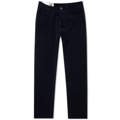 Bleu de Paname Corduroy Comfort Pant