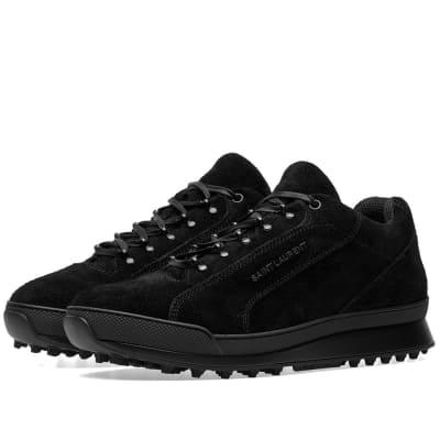 Saint Laurent Low Jump Nubuck Sneaker