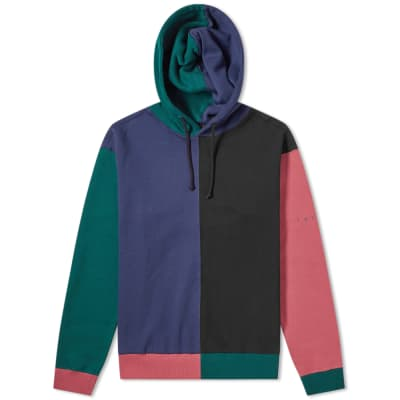 Futur Split Colour Hoody