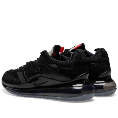 Nike Air Max 1 Ultra Flyknit Trainer WHITE BLACK BLACK 6,7,8