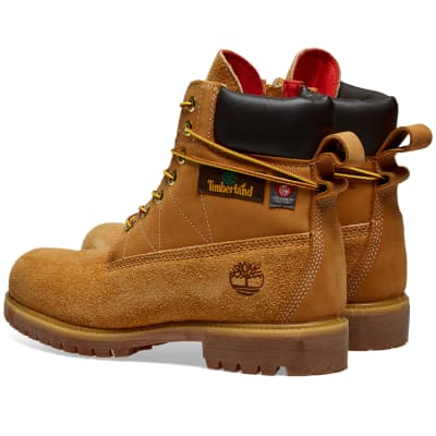 "Timberland x Staple 6"" Premium Side Zip Boot"