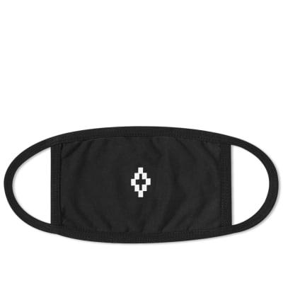 Marcelo Burlon Cross Logo Mask