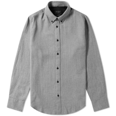 Rag & Bone Button Down Flannel Shirt