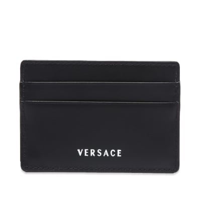 Versace 2-Tone Card Holder