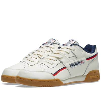 Reebok Workout Plus Vintage Gum