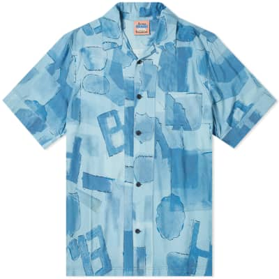 Acne Studios Saira Vacation Shirt