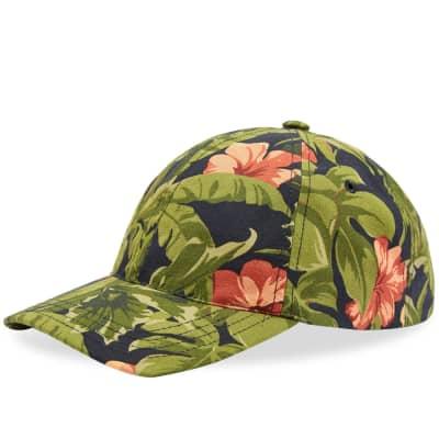 A.P.C. Floral Cap