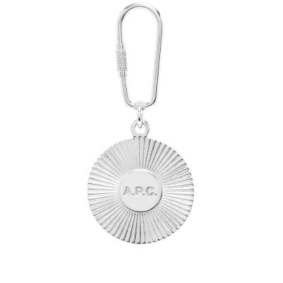 A.P.C. Mathys Keychain