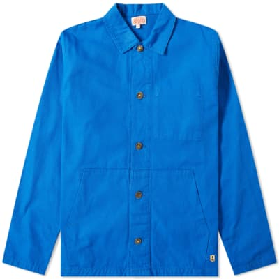 Armor-Lux 77374 Fisherman Chore Jacket