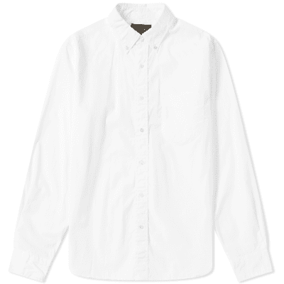 Beams Plus Button Down Colour Broad Shirt