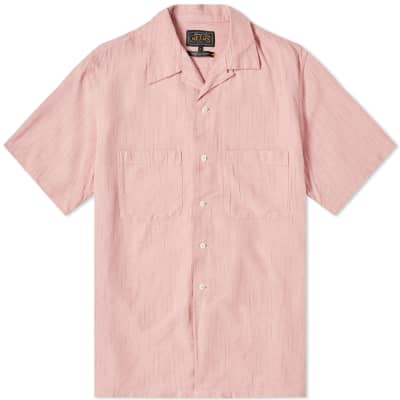 Beams Plus Colour Slub Yarn Vacation Shirt