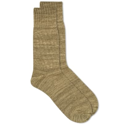 Beams Plus Melange Combat Sock