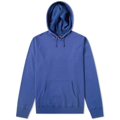 Beams Plus Pullover CoolMax Hoody