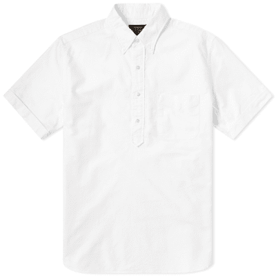 Beams Plus Short Sleeve Popover Shirt