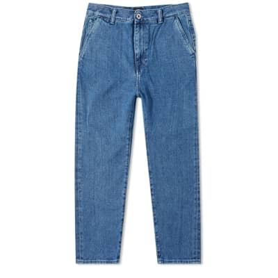 Edwin Universe Cropped Pant