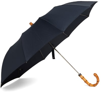 London Undercover Whangee Telescopic Umbrella