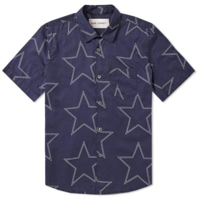 Our Legacy Splash Initial SL Shirt