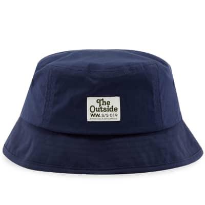 Wood Wood Charlie Bucket Hat