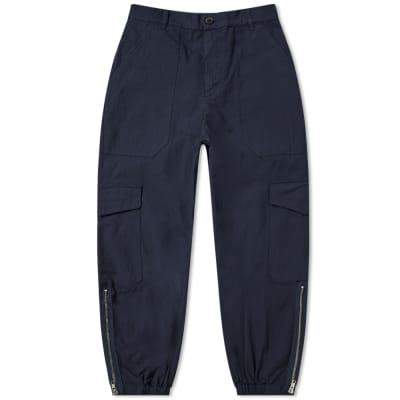 Barena Zip Hem Cargo Pant