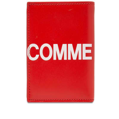 Comme des Garcons SA0641HL Huge Logo Wallet