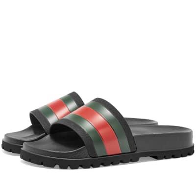 Gucci Pursuit Trek Slide