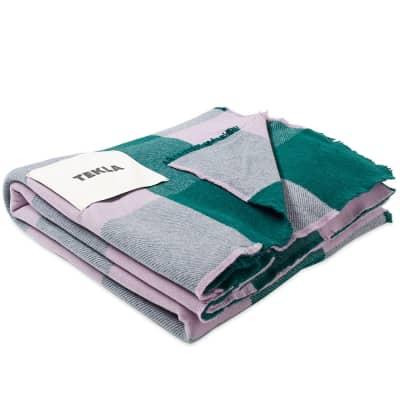 Tekla Fabrics Fine Merino Blanket