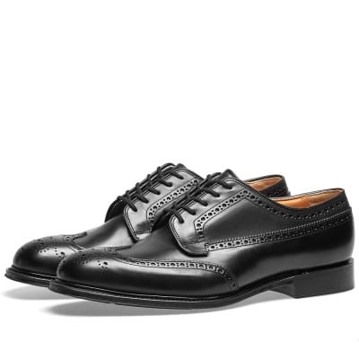 Church's Thickwood Longwing Brogue